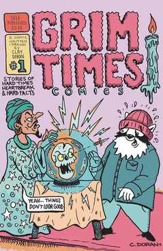 Grim Times #1 Cover