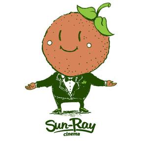 Sun-Ray Orange Guy