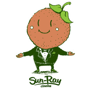Sun-Ray Orange Guy