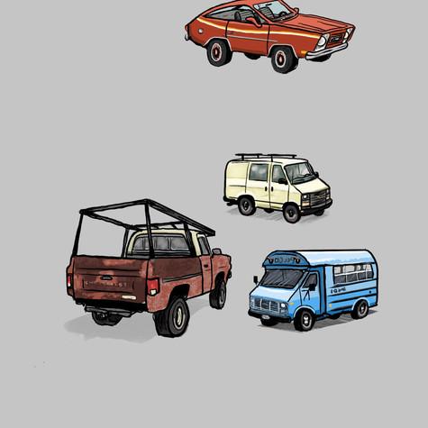 Neighborhood Cars