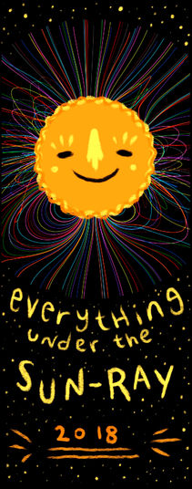 Everything Under the Sun-Ray 2018