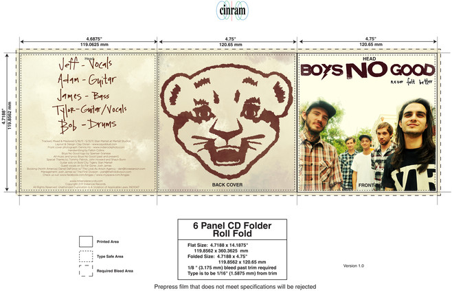 BNG Cover and Layout