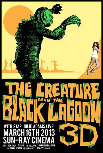 Black Lagoon 3D