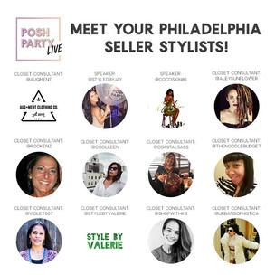Posh Party Live Philadelphia