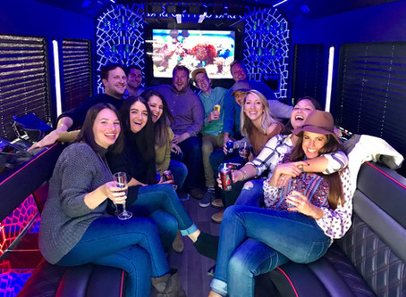 5 Reasons to Book a Party Bus this Fall