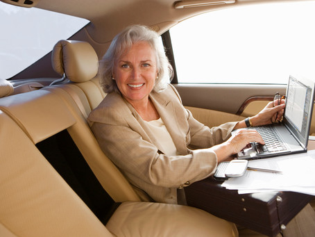 Benefits to Booking Professional Transportation for Your Next Business Meeting