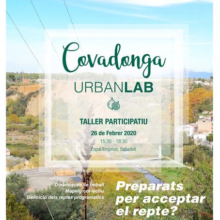 Propera sessió Covadonga Urban Lab - 26.02.20