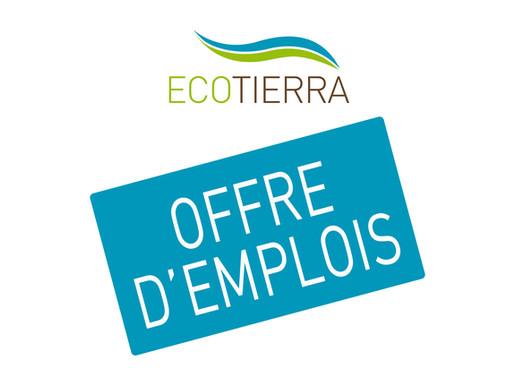 ON EMBAUCHE - Superviseur de traçabilité – Logiciel Minka d'ECOTIERRA Côte d'Ivoire