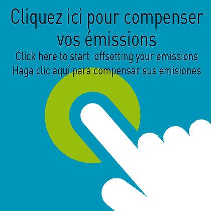 Crédits de carbone - Sustainable carbon offsets