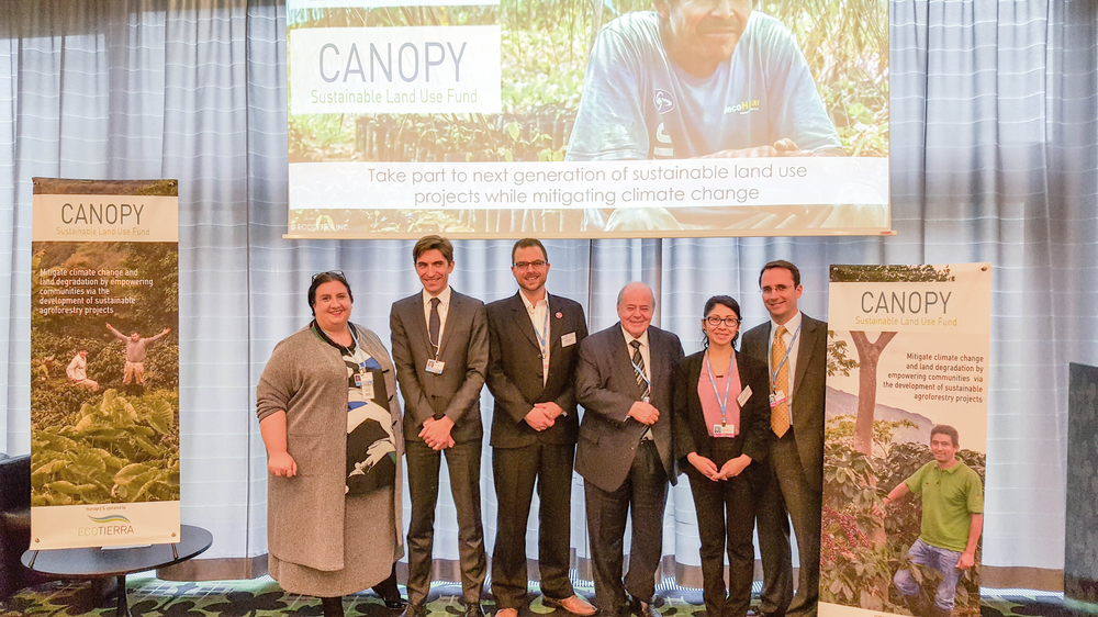 ECOTIERRA LAUNCHES CANOPY SUSTAINBLE LAND USE FUND | ECOTIERRA - Agroforestry project developer  sc 1 st  ECOTIERRA & ECOTIERRA LAUNCHES CANOPY SUSTAINBLE LAND USE FUND | ECOTIERRA ...