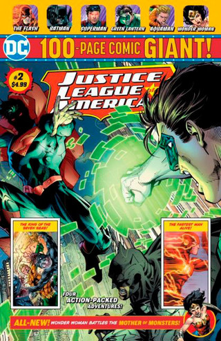 Justice League of America Giant #2