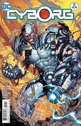 Cyborg #12