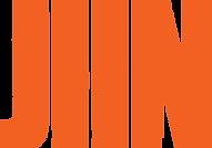 JIIN logotipo marca logomarca