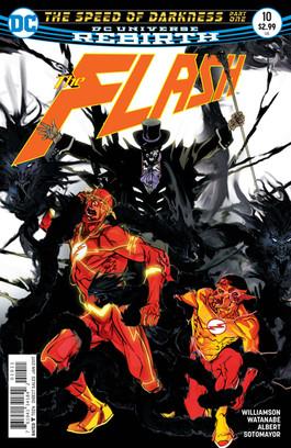 Rebirth - The Flash #10