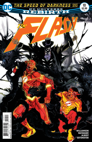 Rebirth - The Flash #10