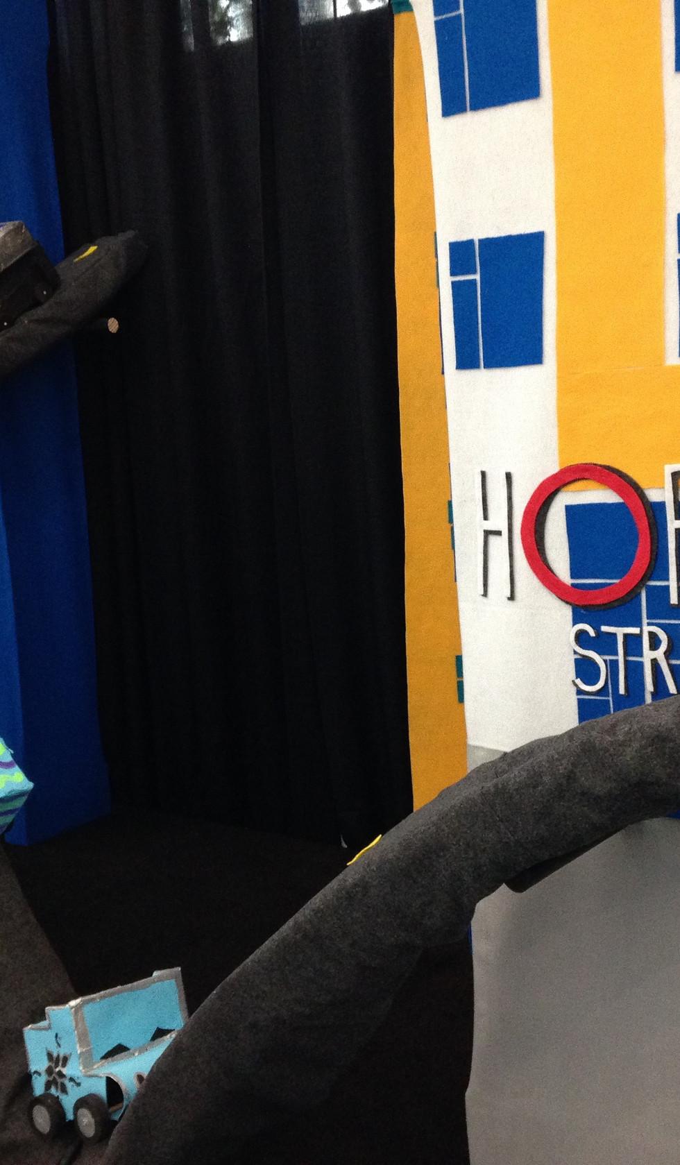 LA Auto Show/ Hope Street Kid's Exhibition