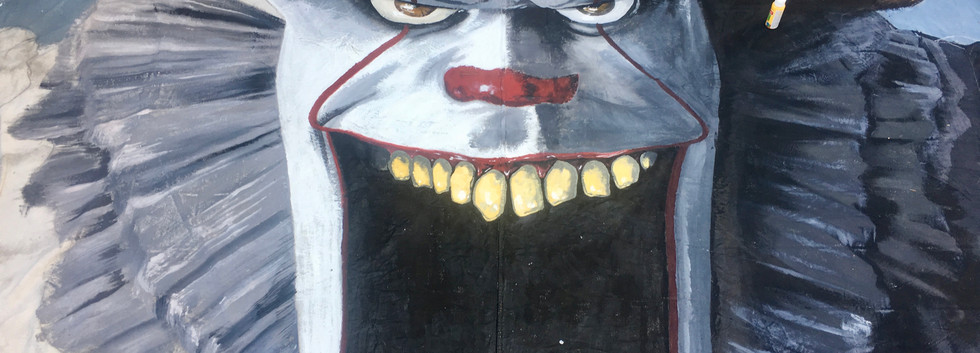 "Funhouse ""It"" Clown"