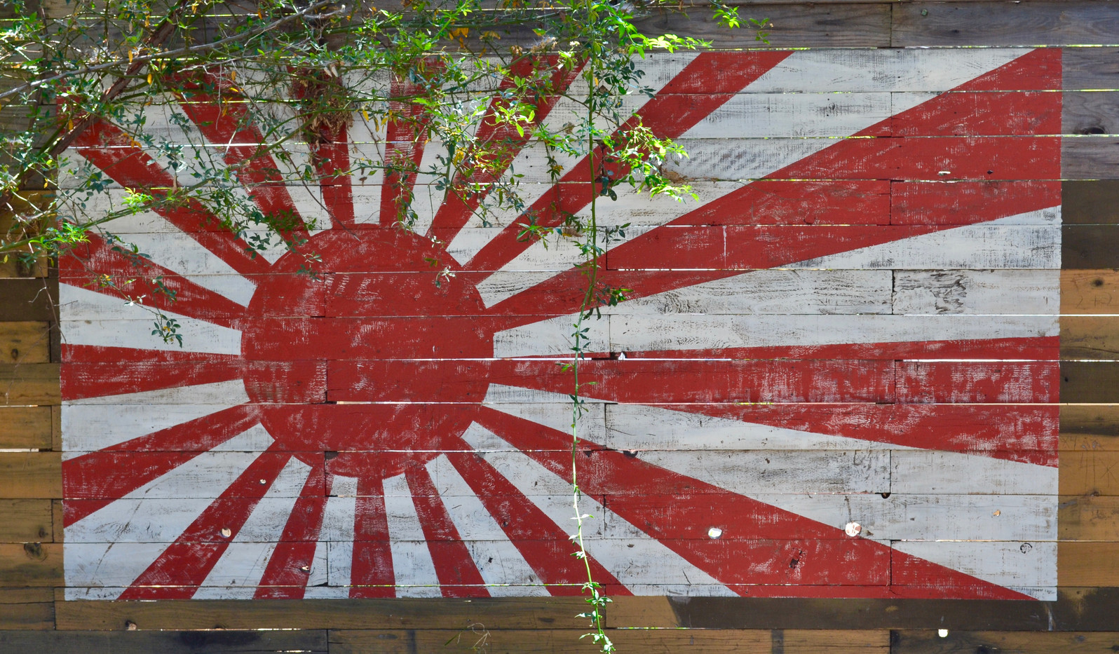 House of the Rising Sun, Mural