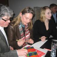 mit Anna Maria Mühe und Gottfried John