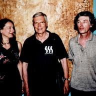 mit Karl-Heinz Böhm