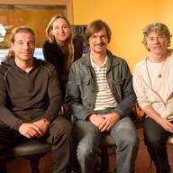 mit Andreas Bayless und Kosho (Söhne Mannheims)