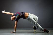 actitud del bailarín