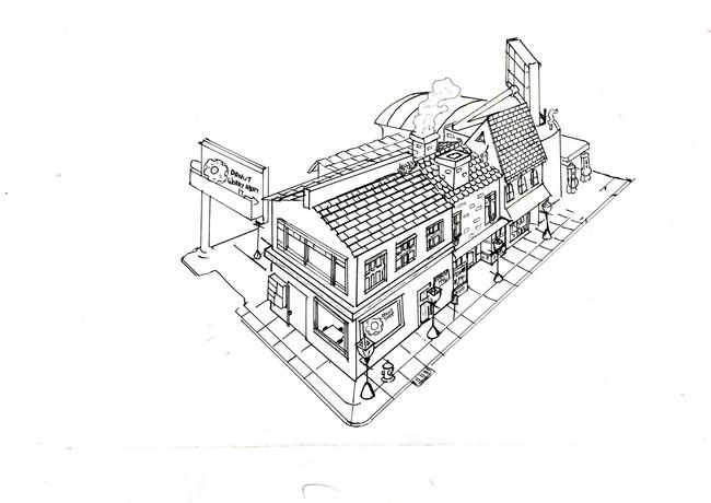 Side Building