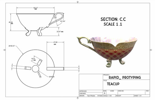Teacup Prototype