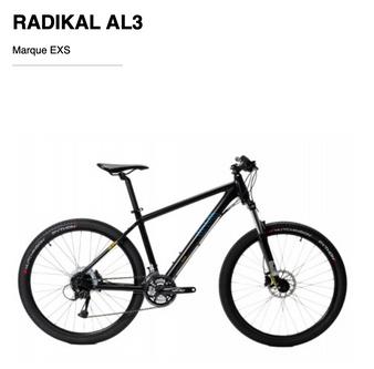 Radikal AL3