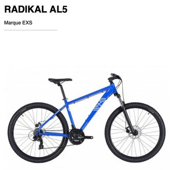 Radikal AL5