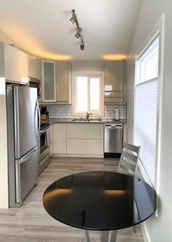 Garage Suite - Kitchen
