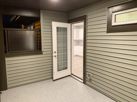 Garden Suite - Deck