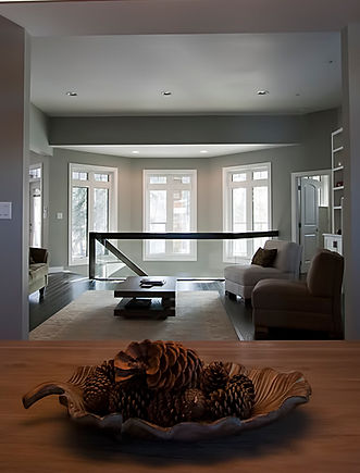 Liske Developments | Custom Home Builder | General Contractor | Dinning Room