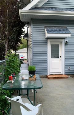 Garden Suite - Exterior 2