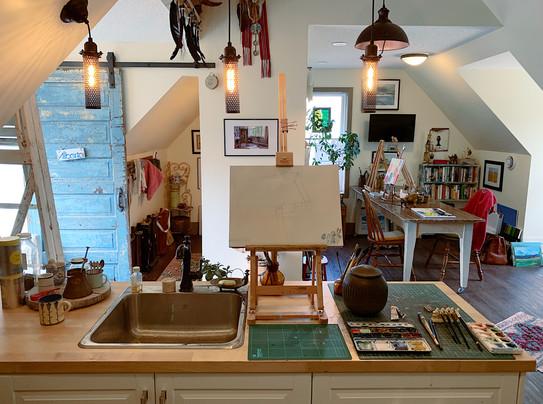 Garden Suite - Kitchen 2