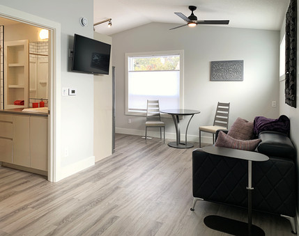 Garage Suite - Living