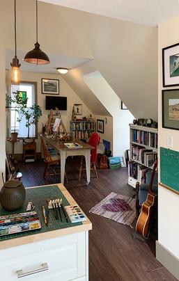 Garden Suite - Art Studio