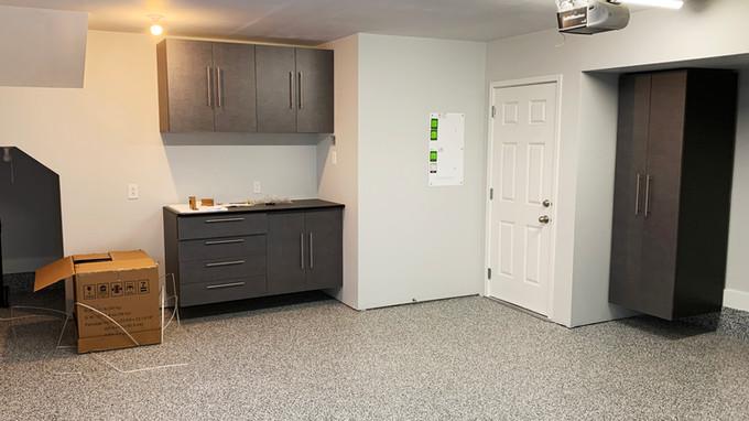 Garden Suite - Garage