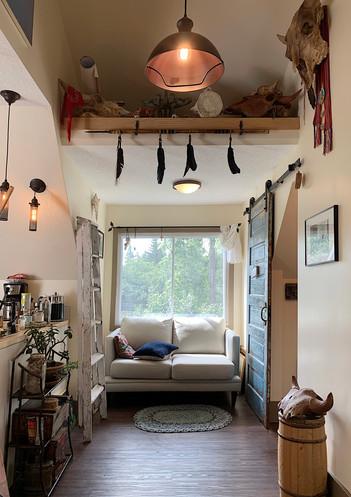 Garden Suite - Sitting