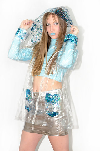 Custom Color - Raincoat