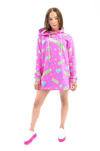 As If Hoodie Dress