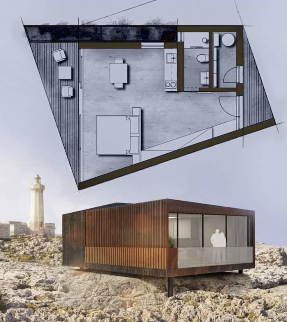 Proposta bungalow