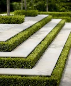 Proposta scalini giardino