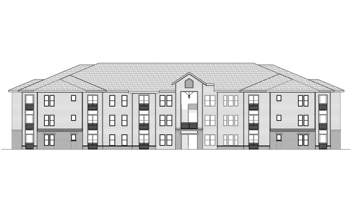 Multi-Family, 3 Levels, 2 Buildings, 84,006 SF