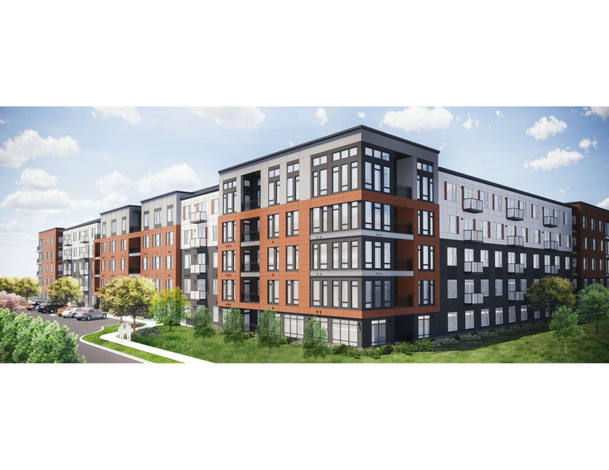 Multi-Family, 5 Levels, 1 Buildings, 395,307 SF
