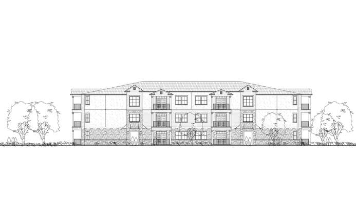 Multi-Family, 3 Levels, 14 Buildings, 381,077 SF