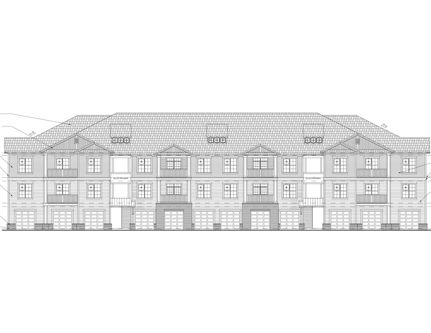 Multi-Family, 4 Levels, 4 Buildings, 183,270 SF
