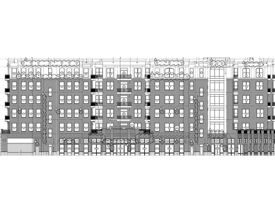 Multi-Family, 5 Levels, 1 Building, 128,904