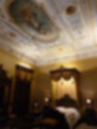 Palazzo Parisio -  a bedroom