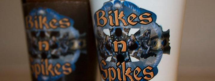 Bikes n Spikes Shot Glass Set (2)